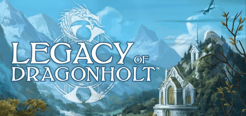 Legacy of Dragonholt Review Header