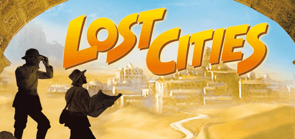 Lost Cities Card Game