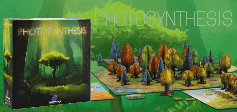 Photosynthesis Cheap Board Game