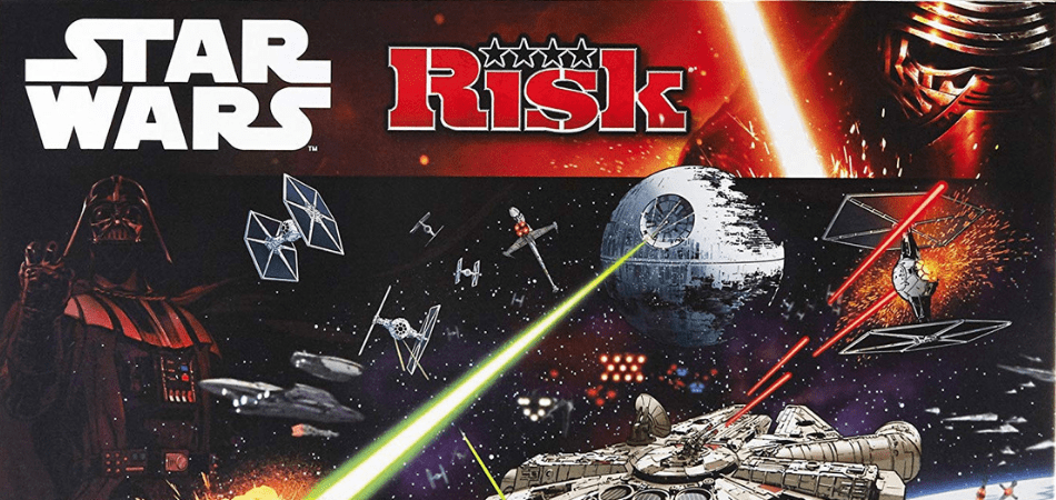 Risk Star Wars Edition Board Game