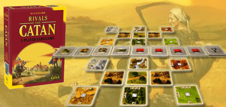 Rivals of Catan Cheap Board Game