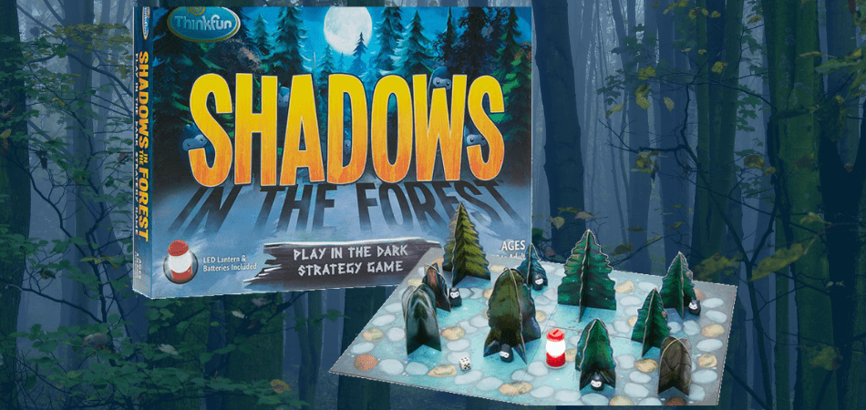 Shadows in the Forest Educational Board Game
