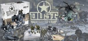 Dust Tactics Miniature Wargaming