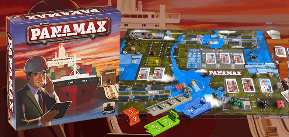 Panamax Board Game