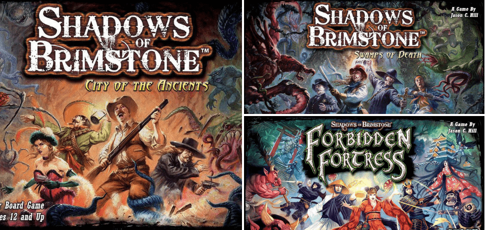 Shadows of Brimstone 3 Games
