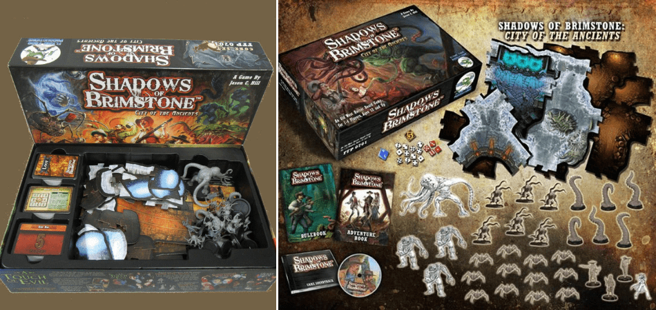 Shadows of Brimstone Review & Board Game Guide (2019)