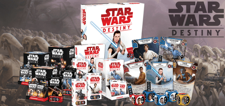 Star Wars: Destiny Board Game