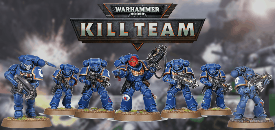 Warhammer 40k Kill Team Astartes