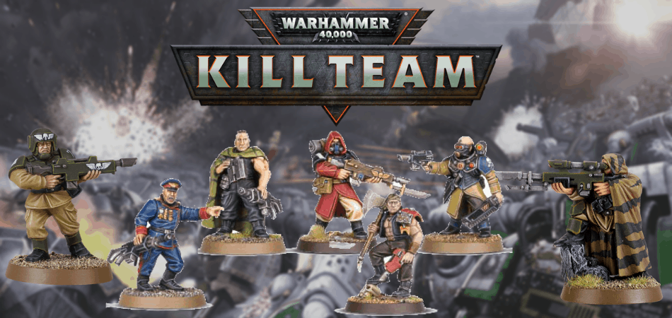 Warhammer 40k Kill Team Astra Militarum