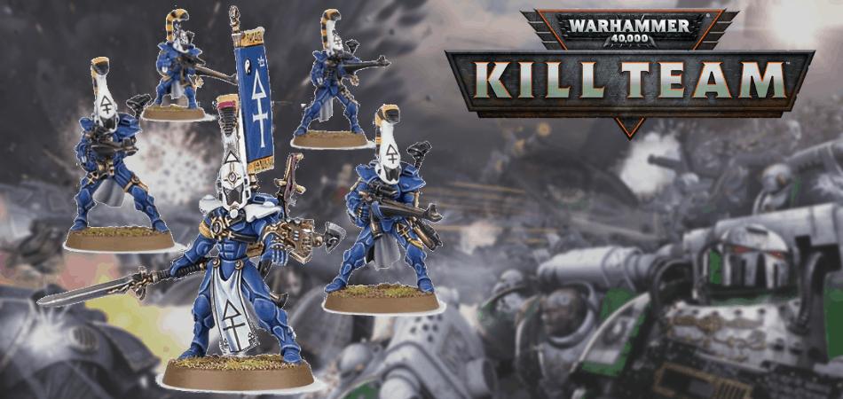 Warhammer 40k Kill Team Asuryani Eldar
