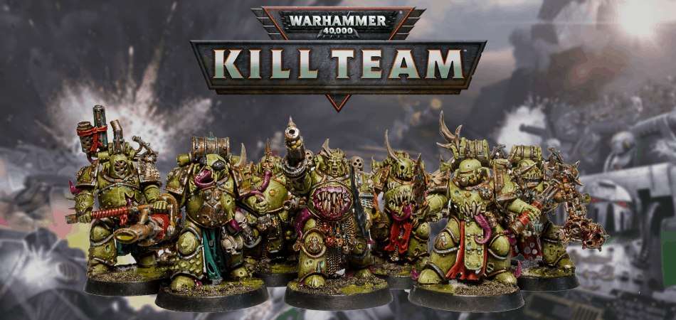 Warhammer 40k Kill Team Death Guard
