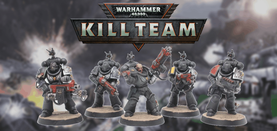 Warhammer 40k Kill Team Deathwatch