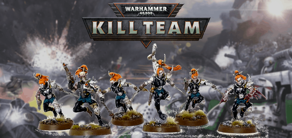 Warhammer 40k Kill Team Drukhari
