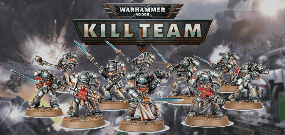 Warhammer 40k Kill Team Grey Knights