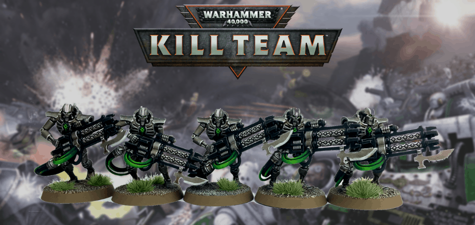 Warhammer 40k Kill Team Necrons