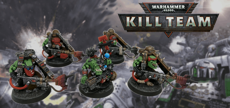 Warhammer 40k Kill Team Orks
