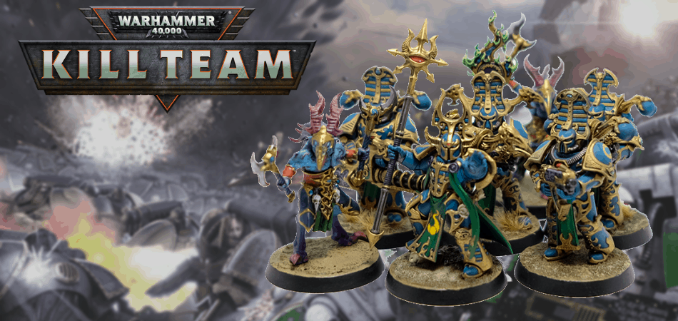 Warhammer 40k Kill Team Thousand Sons