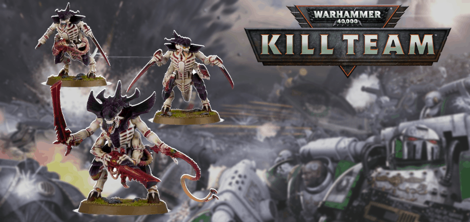 Warhammer 40k Kill Team Tyranids