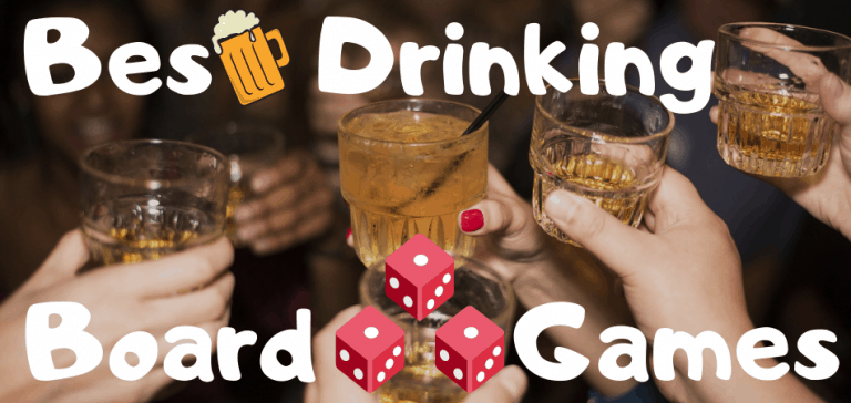 Best Drinking Board Game Header