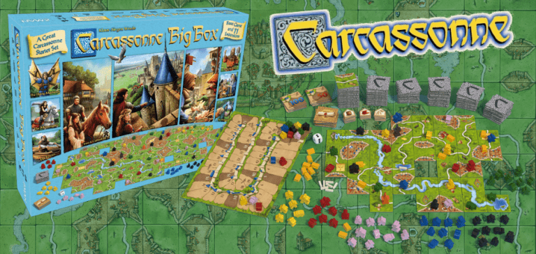 Carcassonne: Big Box 6