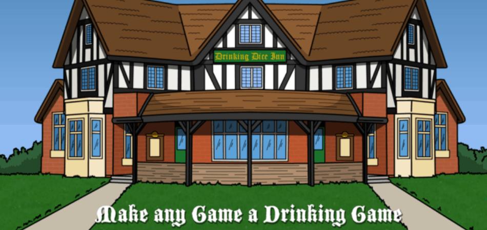 Drinking Dice Board Game
