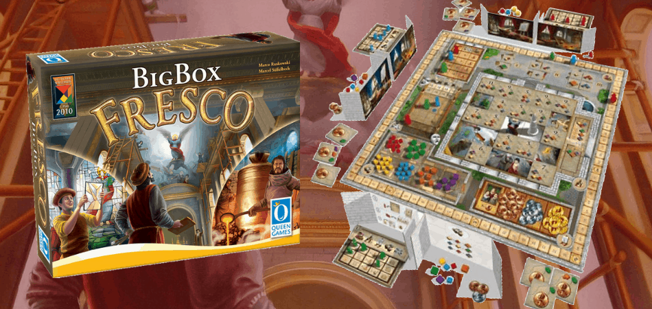 Fresco Big Box Board Game