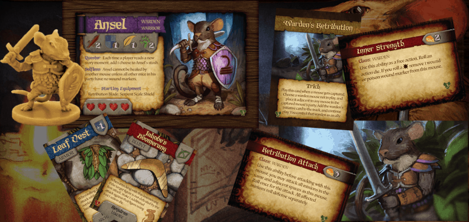 Mice and Mystics Character Example
