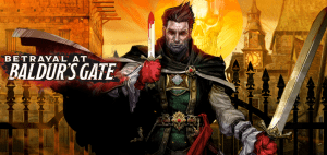 Betrayal at Baldur's Gate Board Game