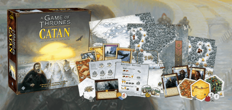 A Game of Thrones: Catan - Brotherhood of the Night's Watch