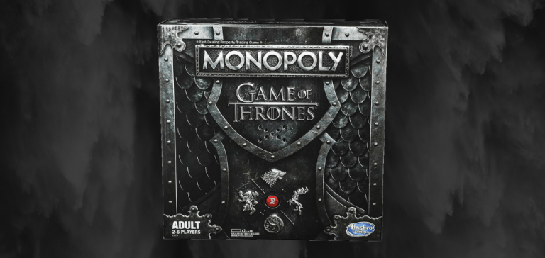 Monopoly: A Game of Thrones Edition