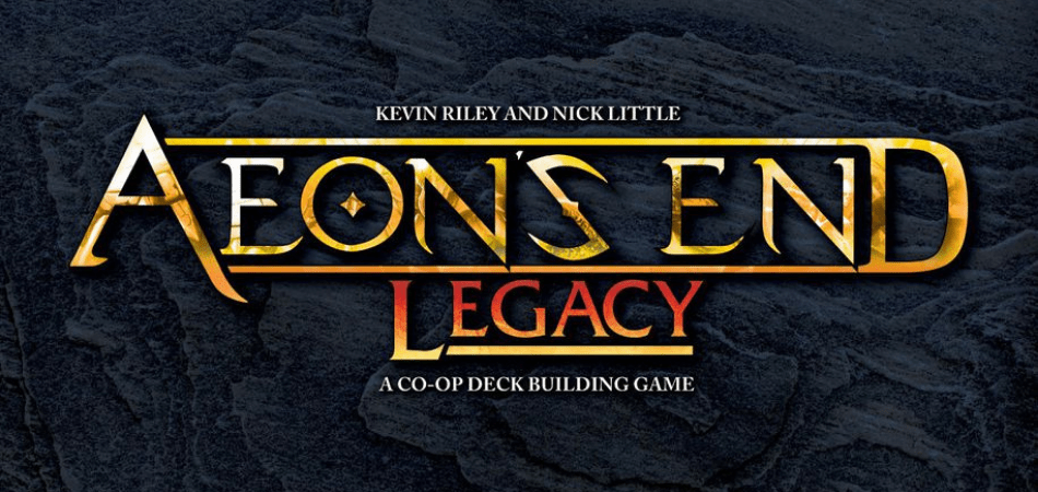 Aeon's End Legacy Board Game
