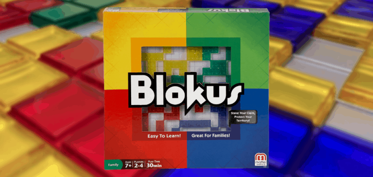 Blokus Strategy Board Game