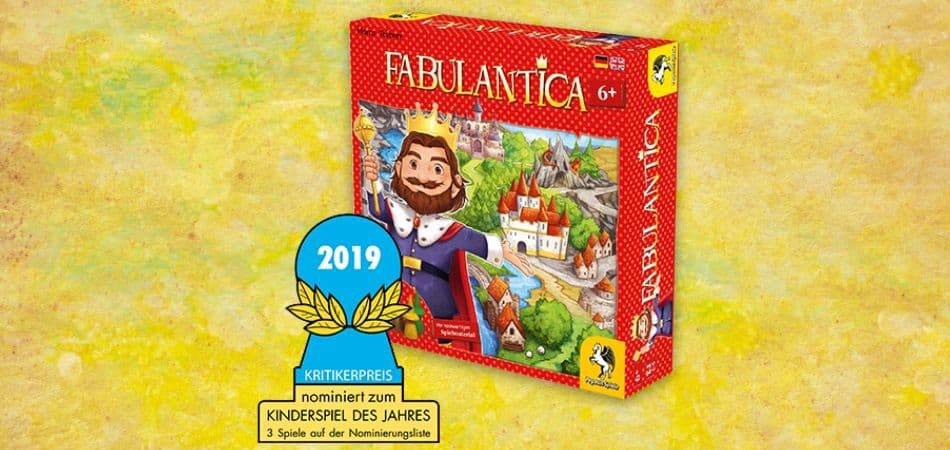 Fabulantica Board Game