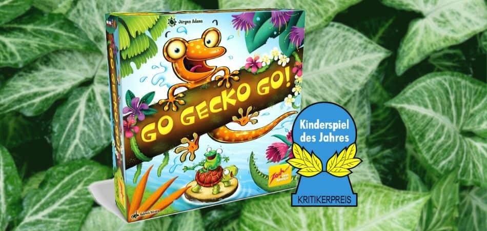 Go Gecko Go! Board Game
