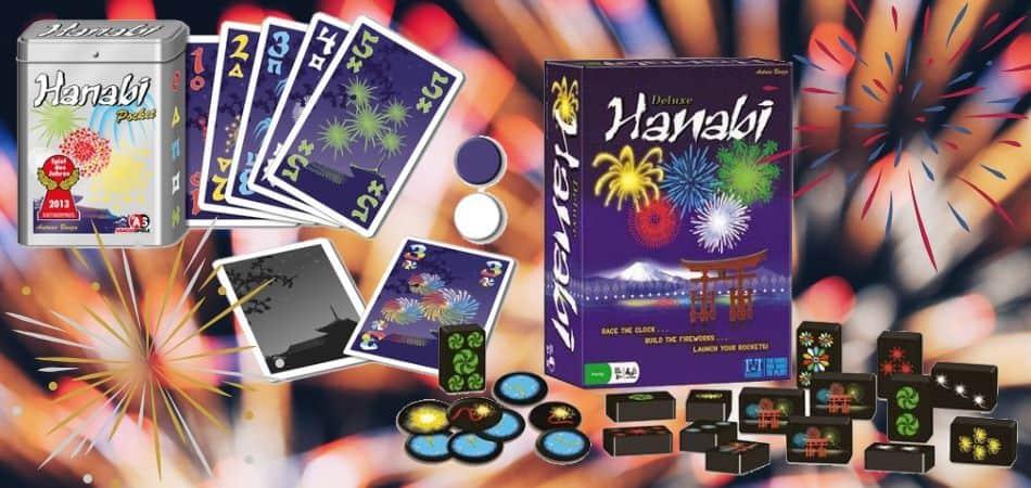 Hanabi Card Game Versions