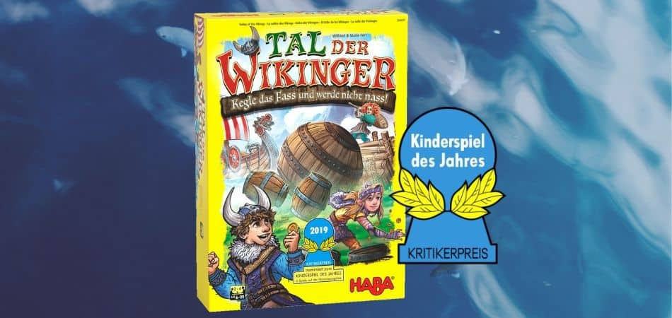 Tal der Wikinger Board Game