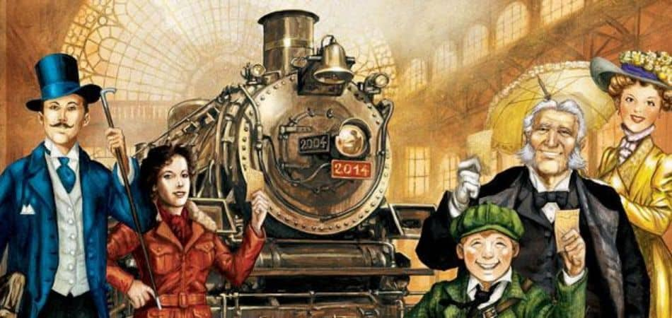 Ticket to Ride Board Game Characters