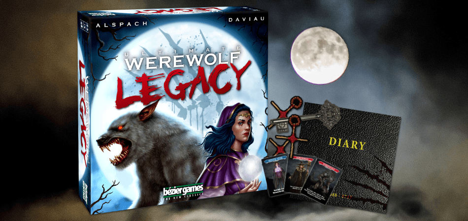 Ultimate Werewolf Legacy Board Game