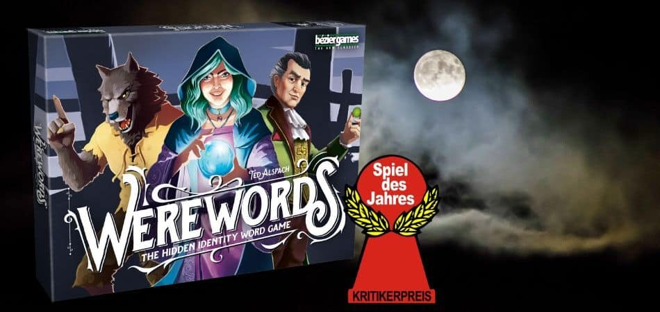 Werewords Board Game
