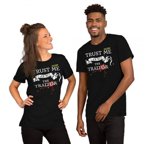 Trust Me, I Am Not The Traitor Board Game T-Shirt