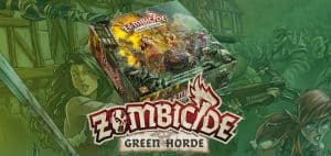 Zombicide: Green Horde Board Game Featured