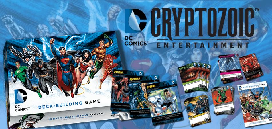 DC Comics Deckbuilding Game