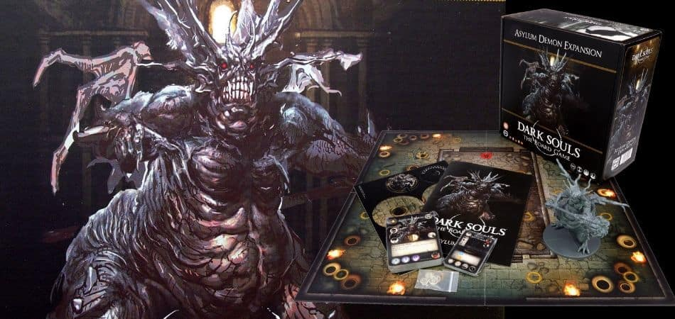 Dark Souls: The Board Game - Asylum Dragon Expansion