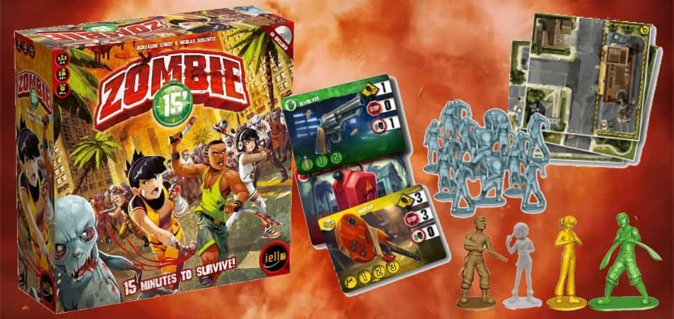 Zombie-15-Board-Game