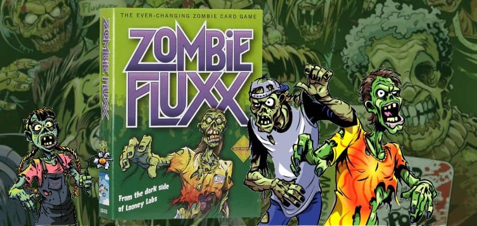 Zombie Fluxx Board Game