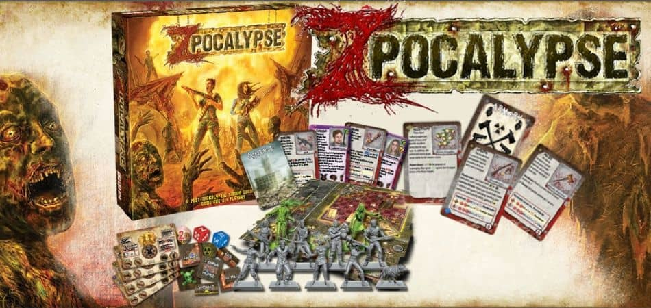 Zpocalypse Board Game