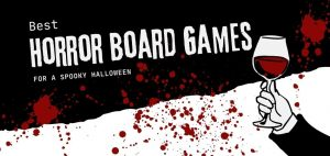 Best Horror Board Games Featured Image