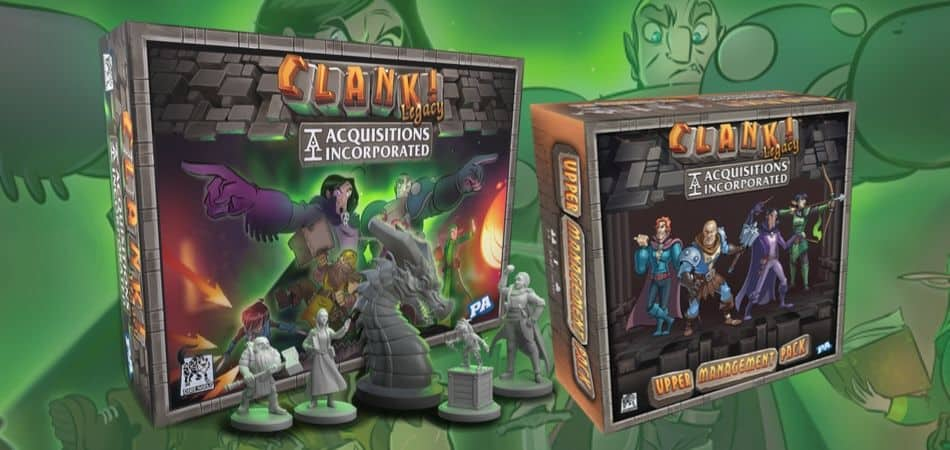 Clank! Legacy Acquisitions Incorporated & Expansion