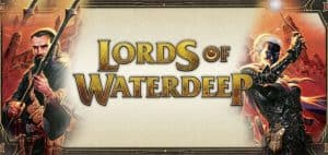 Lords of Waterdeep Board Game
