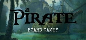 Best Pirate Board Games Header